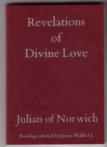 Revelations Of Divine Love (9780851834290) by Julian