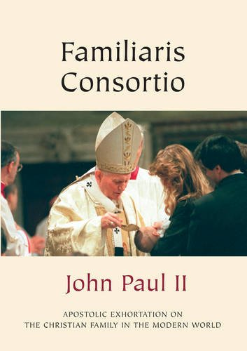 9780851834696: Familiaris Consortio: Apostolic Exhortation on the Role of the Christian Family in the Modern World