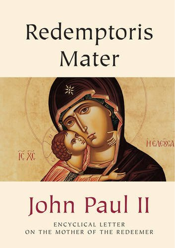 9780851837055: Redemptoris Mater: Encyclical Letter on the Mother of the Redeemer (Vatican Documents)