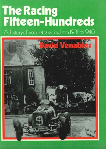 The racing fifteen-hundreds : a history of: Venables, David