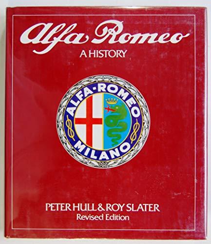 9780851840413: Alfa Romeo: A History