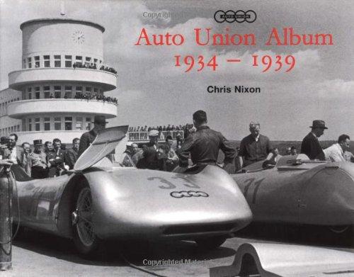 9780851840567: Auto Union Album 1934 1939