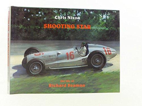 9780851840659: Shooting Star: The Life of Richard Seaman