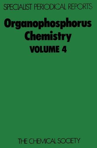 Organosphophorus Chemistry (Specialist Periodical Reports): Royal Society of