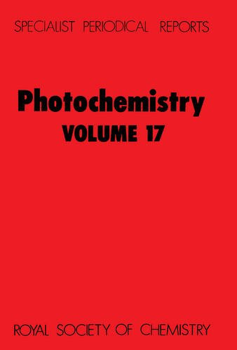 Photochemistry Specialist Periodical Reports