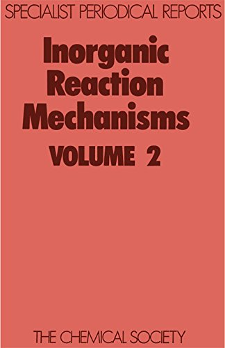 9780851862651: Inorganic Reaction Mechanisms Vol 2 (Specialist Periodical Reports)