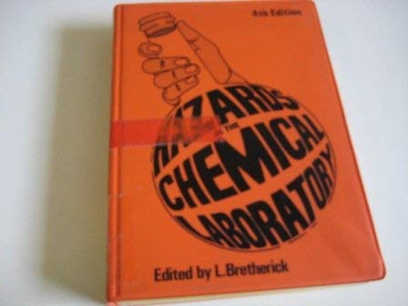 9780851864891: Hazards in the Chemical Laboratory