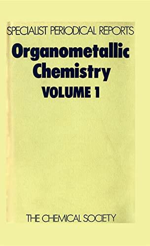Organometallic Chemistry Specialist Periodical Reports