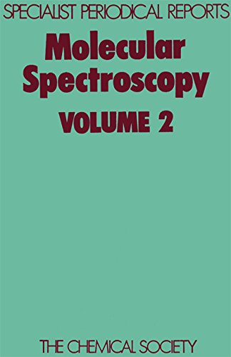 Molecular Spectroscopy: A Review of the Recent Literature. Volume 2 (1974): Barrow, R F [Ed]