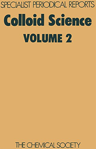 Colloid Science, Vol. 2 Specialist Periodical Reports