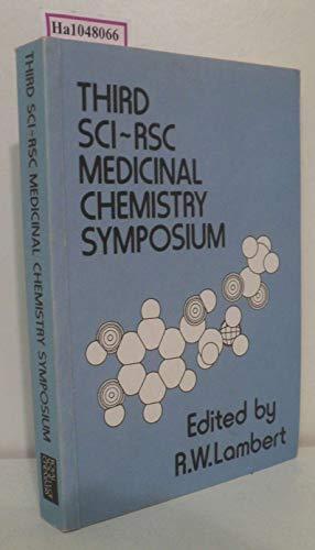 Medicinal Chemistry: [ Special Publication No. 55 ]: Lambert, R. W. (ed.)