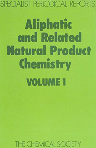 Aliphatic & Related Natural Product Chemistry: A: Gunstone, FD (ed)