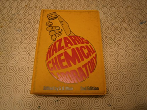 9780851866994: Hazards in the Chemical Laboratory