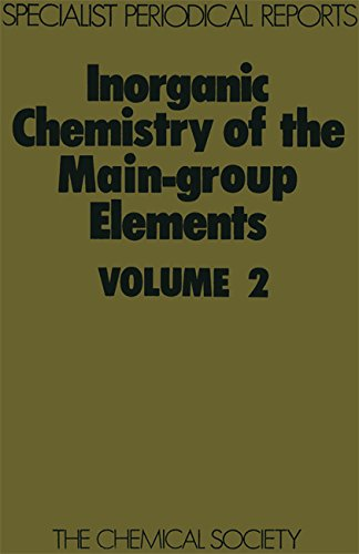 Inorganic Chemistry of the Main-group. Volume 2.: Addison, C.C.