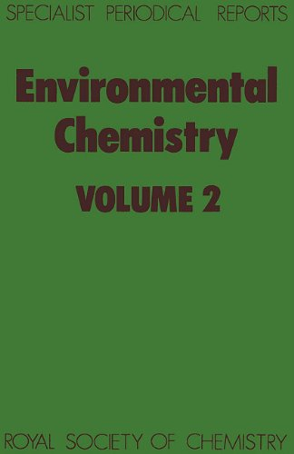 9780851867656: Environmental Chemistry: Volume 2 (Specialist Periodical Reports)