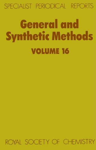 9780851868349: General and Synthetic Methods: Volume 16 (Specialist Periodical Reports)