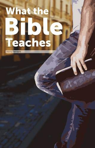 9780851891606: What the Bible Teaches