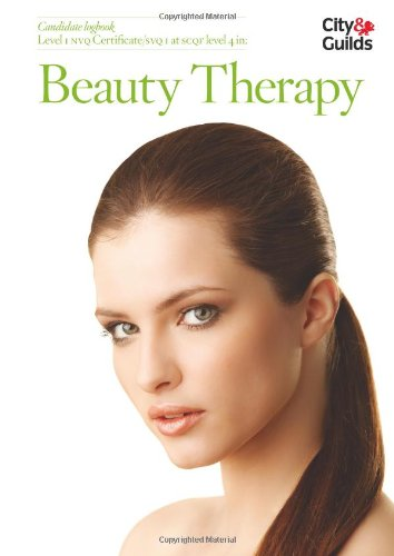 Level 1 NVQ in Beauty Therapy Candidate Logbook (0851931715) by Nordmann, Lorraine