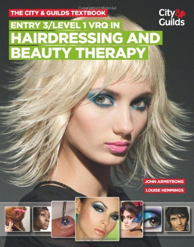 9780851932057: The City & Guilds Textbook: Entry 3/level 1 VRQ in Hairdressing and Beauty Therapy