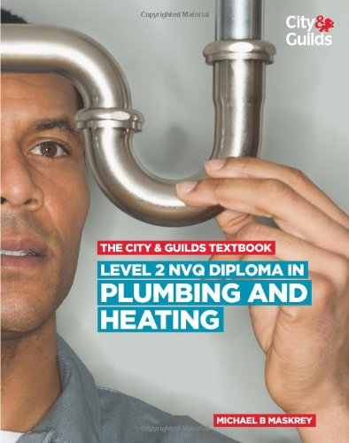 9780851932095: The City & Guilds Textbook: Level 2 NVQ Diploma in Plumbing and Heating (Vocational)