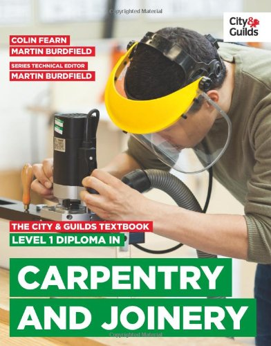 9780851932675: The City & Guilds Textbook: Level 1 Diploma in Carpentry & Joinery