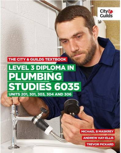 9780851932729: City & Guilds Textbook: Level 3 Diploma in Plumbing Studies