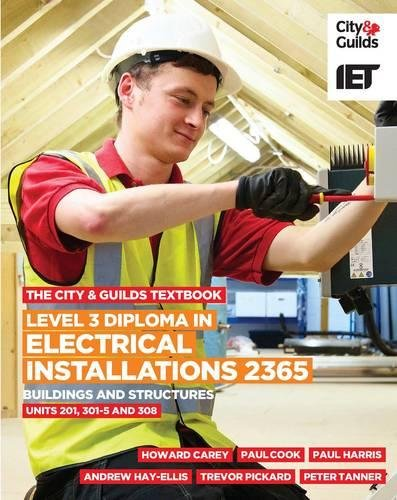 9780851932835: Level 3 Diploma in Electrical Installations (Buildings and Structures) 2365 Textbook (Vocational)