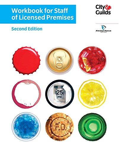 9780851933016: Workbook for Staff of Licensed Premises