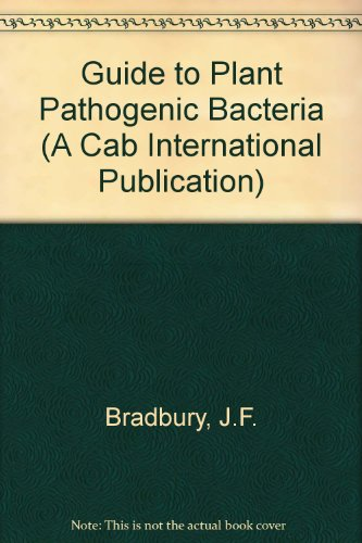 9780851985572: Guide to Plant Pathogenic Bacteria (A Cab International Publication)