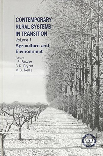 9780851988115: 001: Contemporary Rural Systems in Transition: Agriculture and Environment