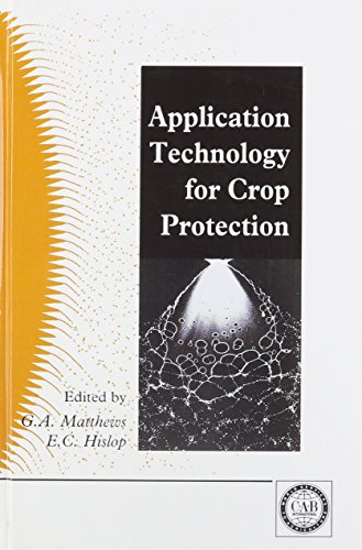 9780851988344: Application Technology for Crop Protection