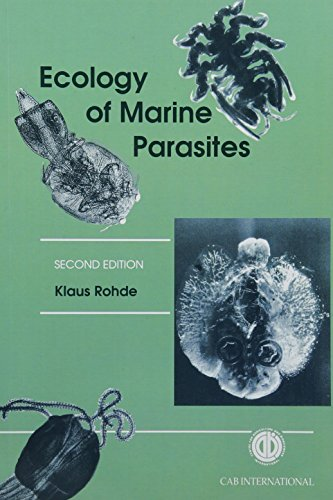 9780851988450: Ecology of Marine Parasites: An Introduction to Marine Parasitology