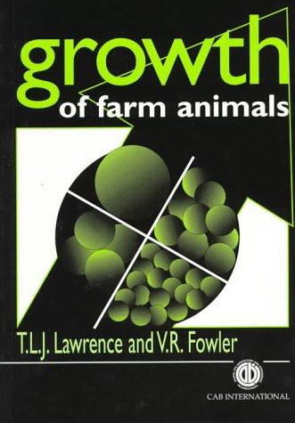 9780851988498: Growth of Farm Animals