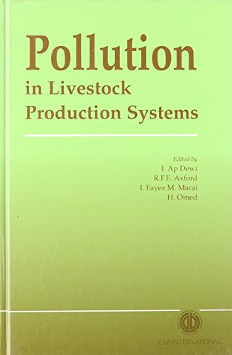 9780851988573: Pollution in Livestock Production Systems