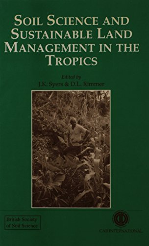 9780851988740: Soil Science and Sustainable Land Management in the Tropics