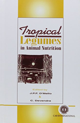Tropical Legumes in Animal Nutrition