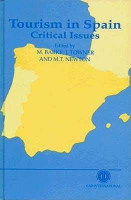 9780851989297: Tourism in Spain: Critical Issues