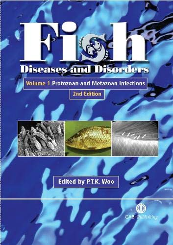9780851990156: Fish Diseases And Disorders: Protozoan And Metazoan Infections: 1