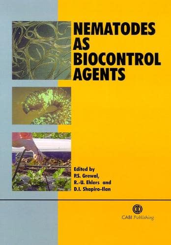 9780851990170: Nematodes as Biological Control Agents