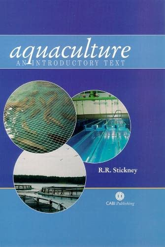 9780851990811: Aquaculture: An Introductory Text