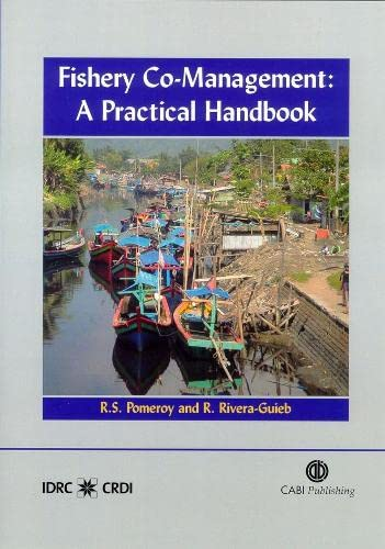9780851990880: Fishery Co-Management: A Practical Handbook