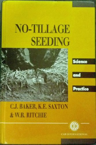 9780851991030: No-Tillage Seeding: Science and Practice