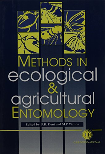 9780851991320: Methods in Ecological and Agricultural Entomology (History of Medieval Britain)