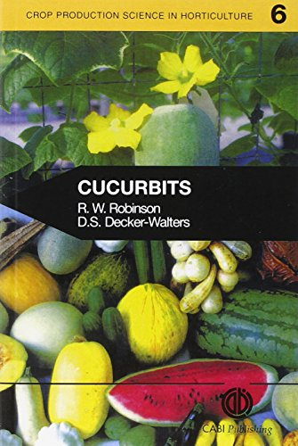 9780851991337: Cucurbits (Crop Production Science in Horticulture)