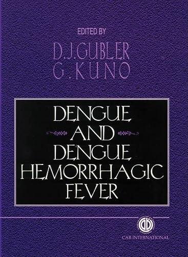 9780851991344: Dengue and Dengue Hemorrhagic Fever