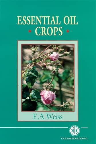 9780851991375: Essential Oil Crops (Cabi)
