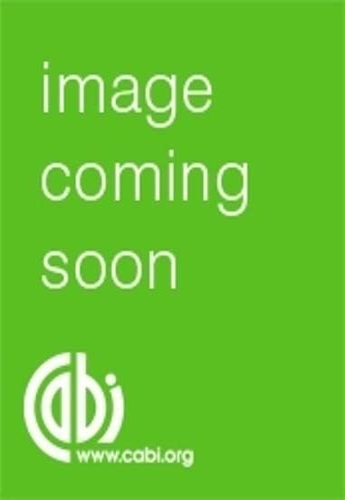 9780851992112: Thysanoptera: An Identification Guide