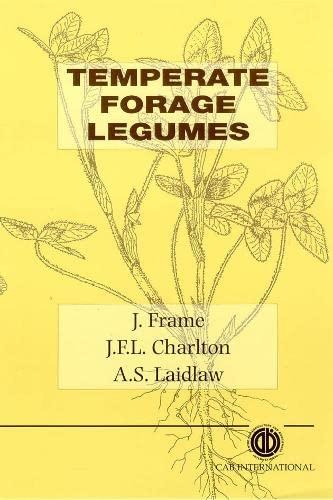 9780851992143: Temperate Forage Legumes