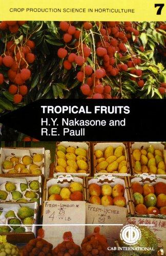 Tropical Frui: H. Y. Nakasone, H. Y. Nakasone, Robert E. Paull, Robert E. Paull