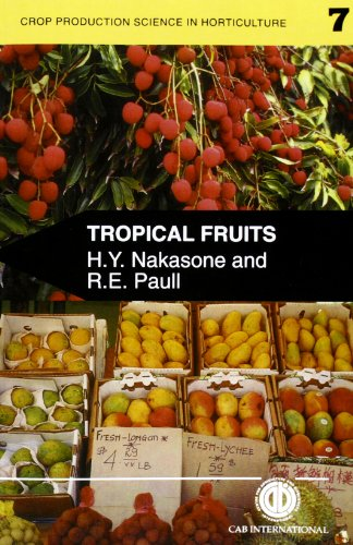9780851992549: Tropical Fruits